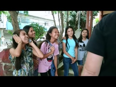 Talking To Some Students: Philippine Expat, Iligan City, Mindanao