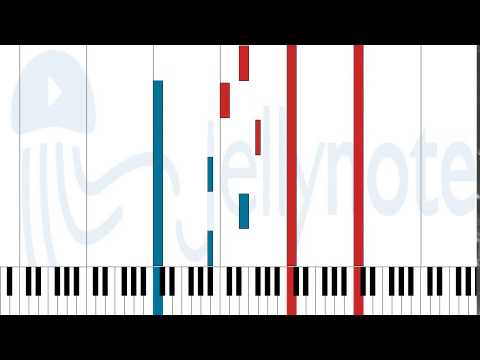 A Comme Amour - Richard Clayderman [Sheet Music]