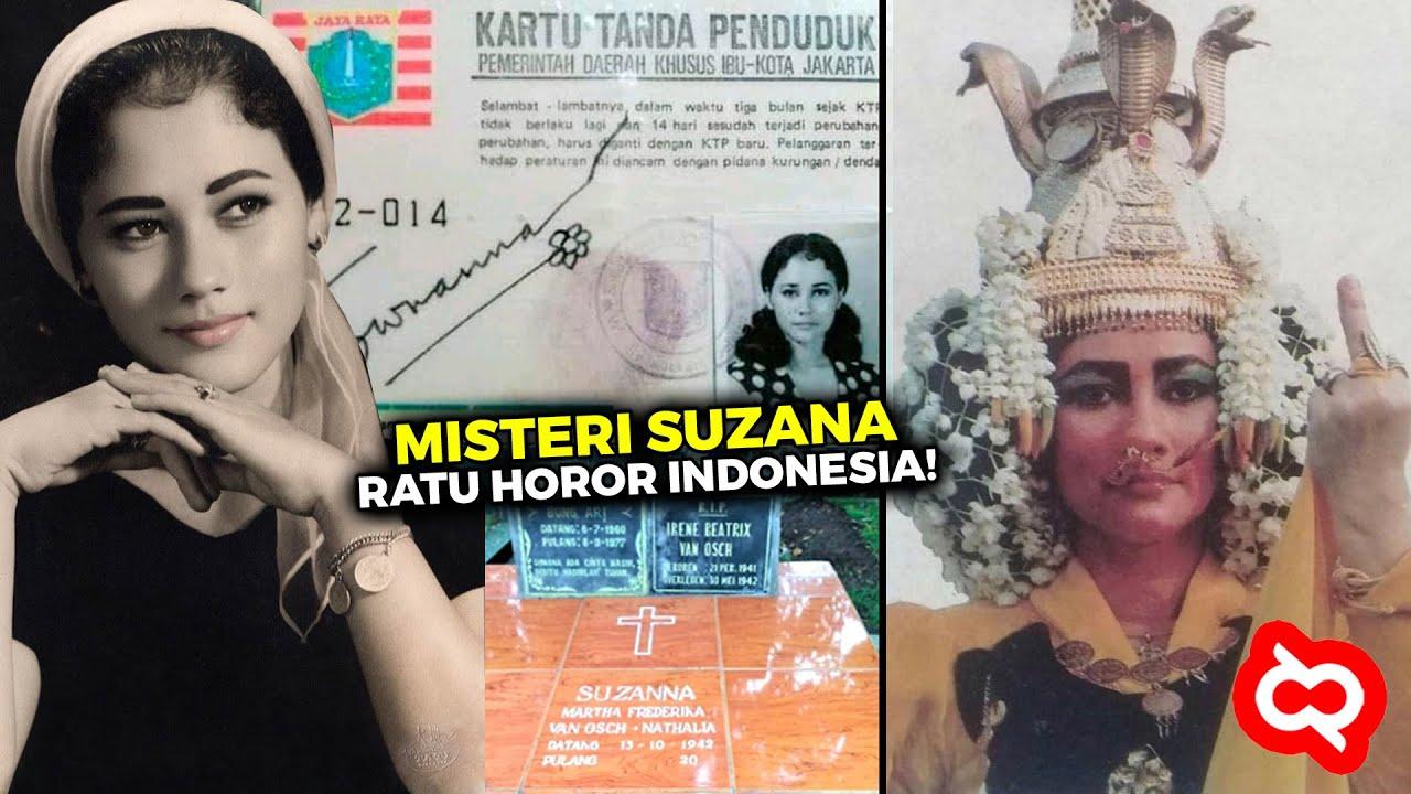 Download Menguak Teka Teki RATU HOROR SUZANA yang Menyimpan Banyak Misteri Tersembunyi Bikin Merinding