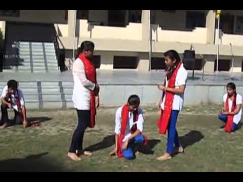 Street Play on Gender Equality prepared by C T Public School
