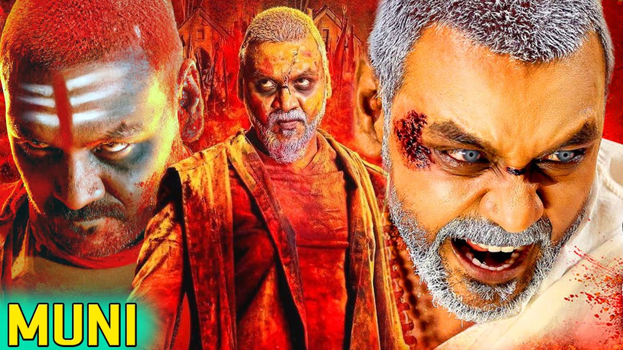 Download 2020 Horror New Released Full Hindi Dubbed Movie | MUNI Horror Movies in Hindi | South Movie 2020
