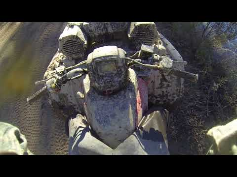 Another beautiful ride at Cape Fear ATV Park with the group