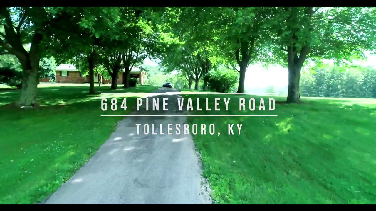 684 Pine Valley Road - YouTube