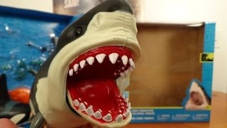 Animal Planet Mega Great White Shark & Orca Killer Whale Set Unboxing Play