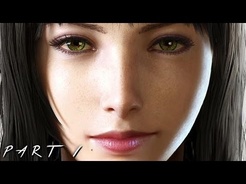 Final Fantasy 15 Walkthrough Gameplay Part 1 - Departure (FFXV)