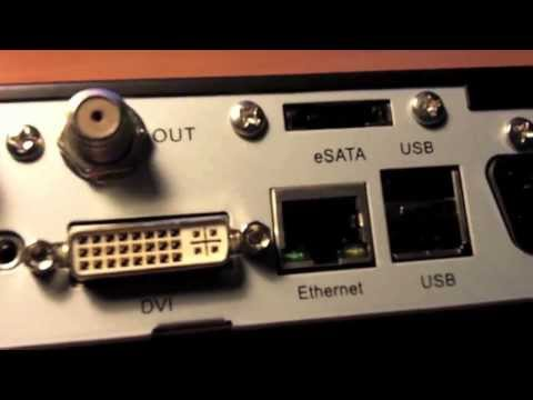 Dreambox DM800 HD PVR Clone