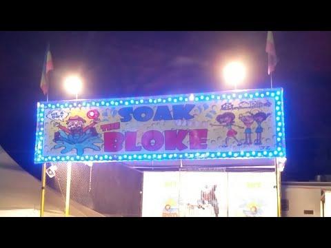 Dunk The Clown - 2017 Bloomsburg Fair