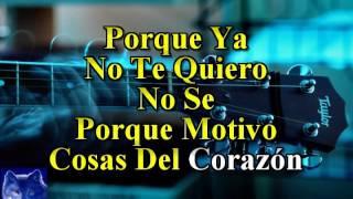 karaoke Fue Un Placer Conocerte Rocio Durcal