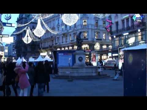 2011 Euro Travel #22 - Vienna #03- Stephansplatz