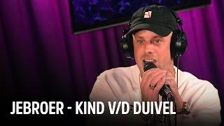 Jebroer doet Kind Van De Duivel live voor Hardinxveld | De Coen & Sander Show