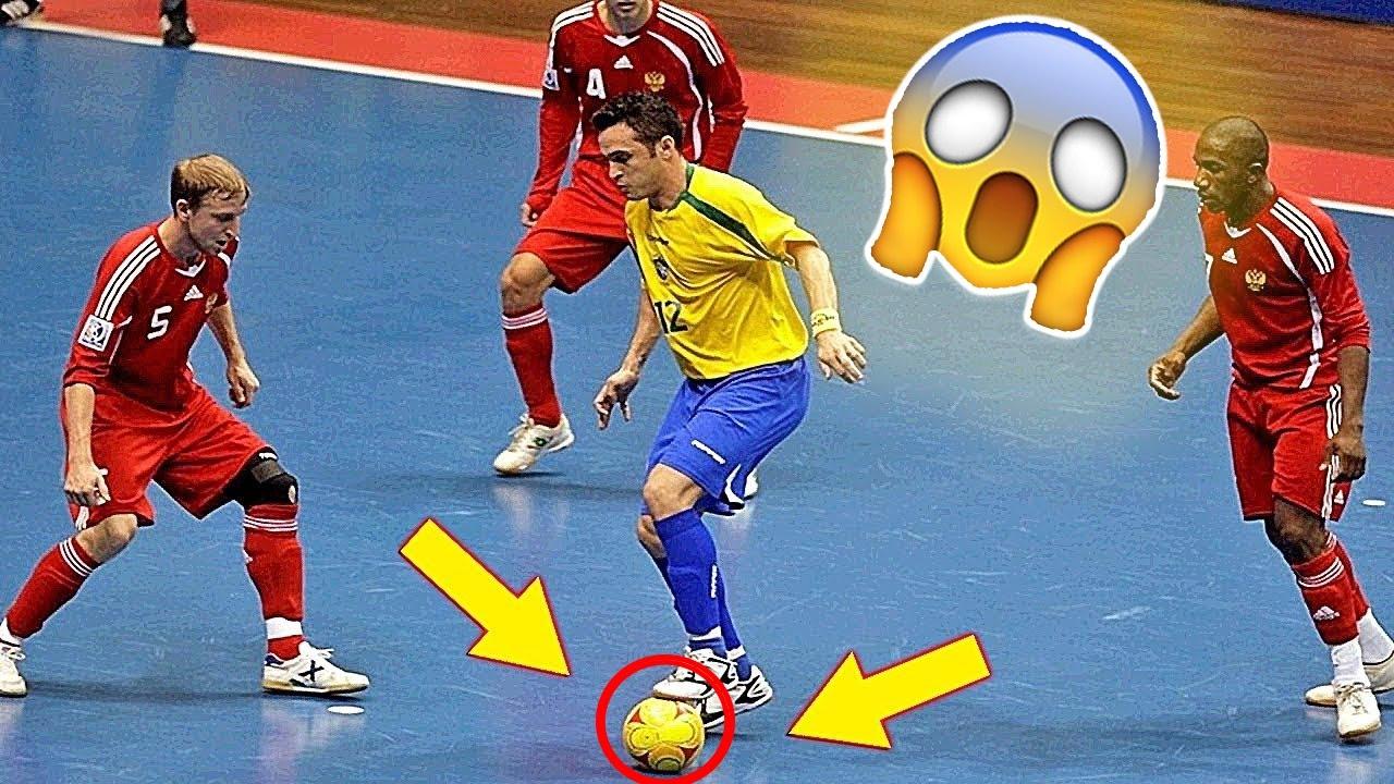 Las Jugadas Mas Humillantes del Fútbol - Futsal #1