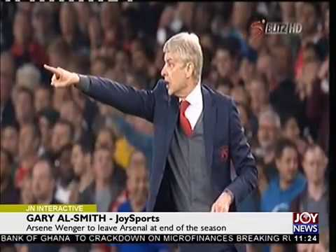 Arsenal manger will leave club at end of the season - Joy News Interactive (20-4-18)