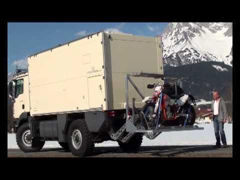 Motorradlift - Action Mobil