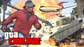 GTA 5 Online (УГАР) - Разрушители Багов! #154