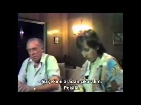 Charles Bukowski - Röportaj 1 (Böyle Geldik Böyle Gidiyoruz)