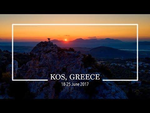 SUMMER VIBES ON KOS ISLAND, GREECE // TRAVEL VLOG #5