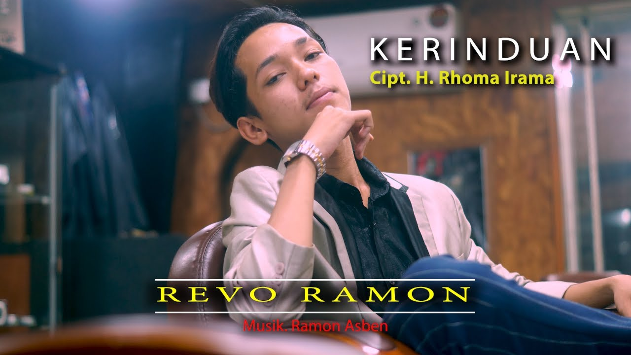 Download KERINDUAN Cipt. H. Rhoma Irama by REVO RAMON || Cover Video Subtitle