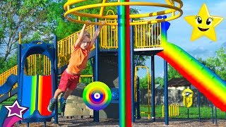 Best Nursery Rhymes Songs and Playgrounds Compilation For Children Old Macdonald IRL thumbnail