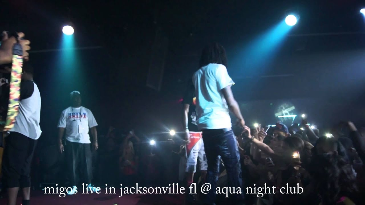 Living In Jacksonville : migos live in jacksonville fl (watch in hd) - YouTube
