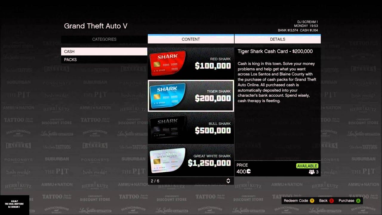 Gta Online Geld Kaufen Preise