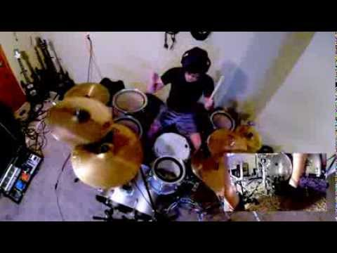 """Captain Blood"" - Chunk! No Captain Chunk! [Drum Cover]"