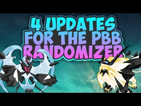 4 UPDATES FOR PBB'S RANDOMIZER MODE! - Pokemon Brick Bronze