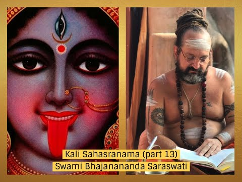 """""""Kali's Smile"""" ~ Satsang with Baba Bhajanananda"""