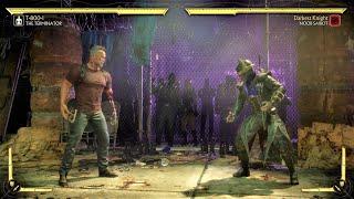 VERY HARD - The Terminator VS Noob Saibot - MORTAL KOMBAT 11 Hardest Battle Match