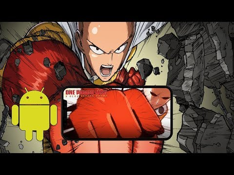 """Download """"ONE PUNCH MAN: A Hero Nobody Knows"""" For Android - OPM Game APK"""