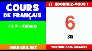 Курсы французского языка = число = от 1 до 9 = дети