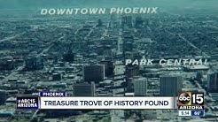 Treasure trove of history found at Phoenix mall