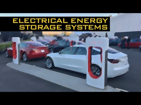 Electrical Energy Storage Systems with Robert Llewellyn