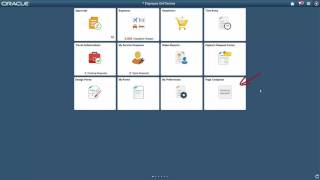 PeopleSoft Page Composer for Approvals