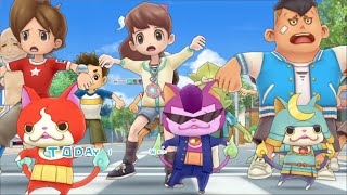 YO-KAI EXERCISE NO. 1 (ENGLISH VER.) | YO-KAI WATCH Ending Song (Long Ver.)