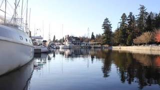 Life is Like Sailing -  The Vancouver Rowing Club