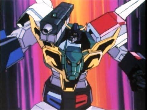 1993年放送「勇者特急マイトガイン」より ◇世界一の大富豪、旋風寺舞人と超AIを搭載したロボット達が 巨大な悪に立ち向かう。 0:00~飛龍...