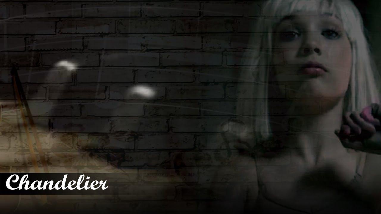 Sia - Chandelier ( piano karaoke instrumental ) - YouTube