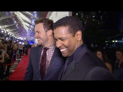 Magnificent 7 Toronto Film Festival Premiere