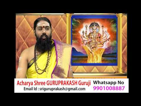 Election Astrology TV Program By Acharya Shree Guruprakasha Guruji Bangalore