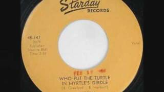Western Melody Makers (Sid King & His Five Strings) - Who Put The Turtle In Myrtle
