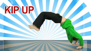 How to Kip Up / Kick Up - Tricking Tutorial - Tapp Brothers