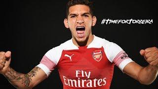 Welcome to Arsenal, Lucas Torreira!