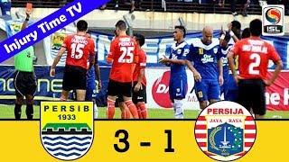 Persib Bandung 3-1 Persija Jakarta | ISL 2013 | All Goals & Highlights
