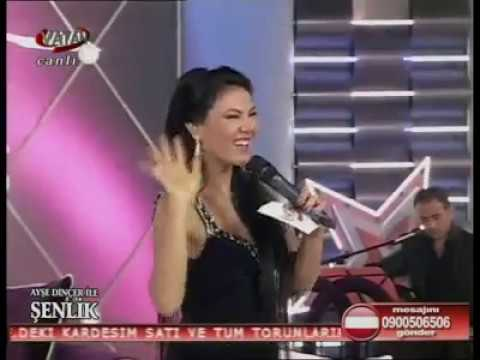 Ayşe Dinçer - Altın Yüzügüm Şak Şak Yarım Gelde Buluşak 2012