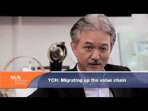 Growing the supply chain: Strategy at Singapore's YCH group