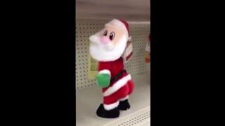 Тверкающий Дед Мороз(через YouTube Объектив., 2015-12-17T04:14:17.000Z)