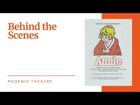 Phoenix Theatre's 'Annie' (1991) - Behind the Scenes