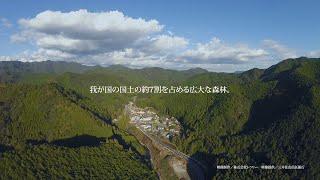 ICT・AI技術を活用したスマート精密林業が日本の林業を変える。