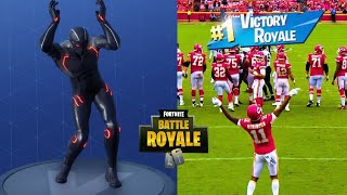Fortnite Dances by Sport Stars in Real Life (fr) Hd