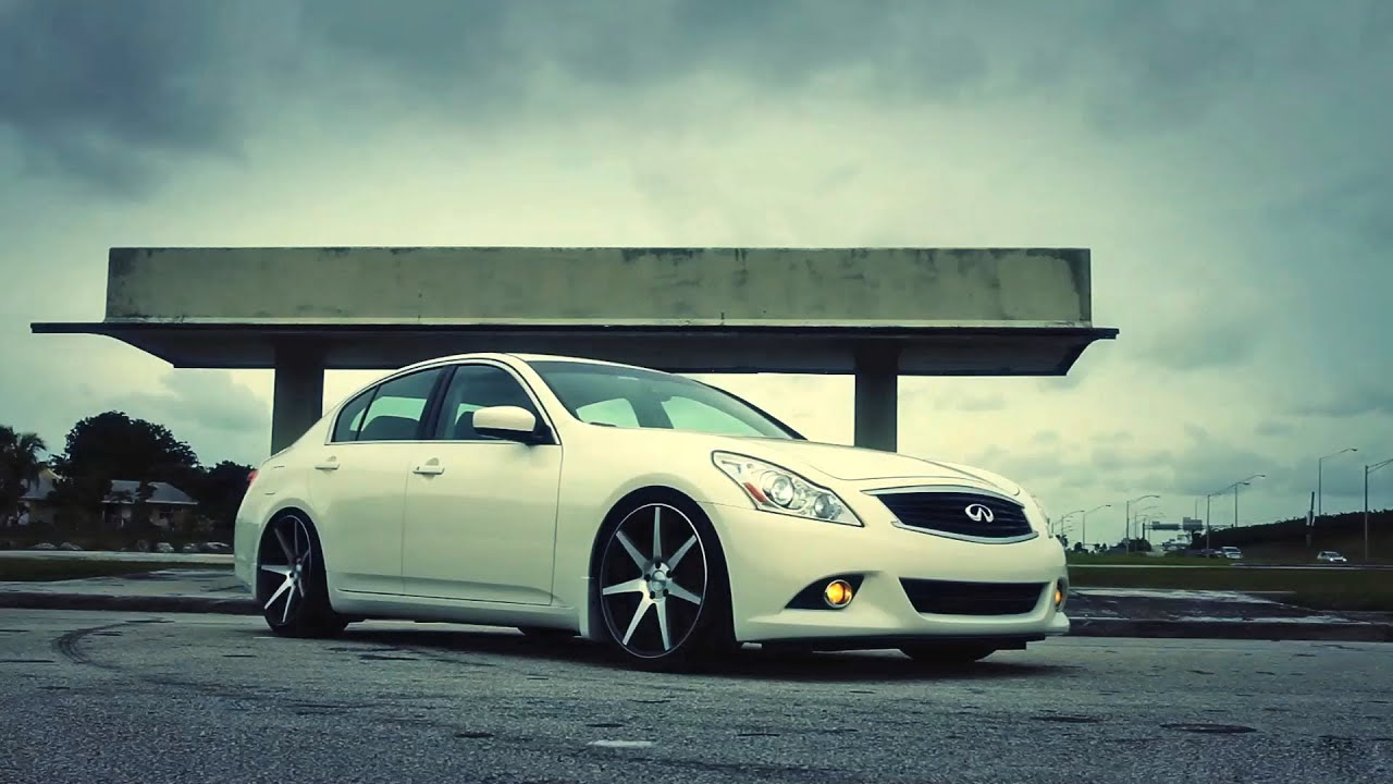 Infiniti g37 sedan on 20 vossen vvs cv7 concave wheels rims infiniti g37 sedan on 20 vossen vvs cv7 concave wheels rims youtube vanachro Choice Image